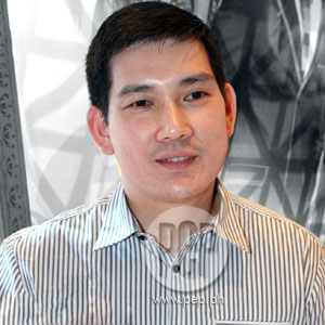 "Richard Yap on his instant popularity as Papa Chen: ""It's really very"